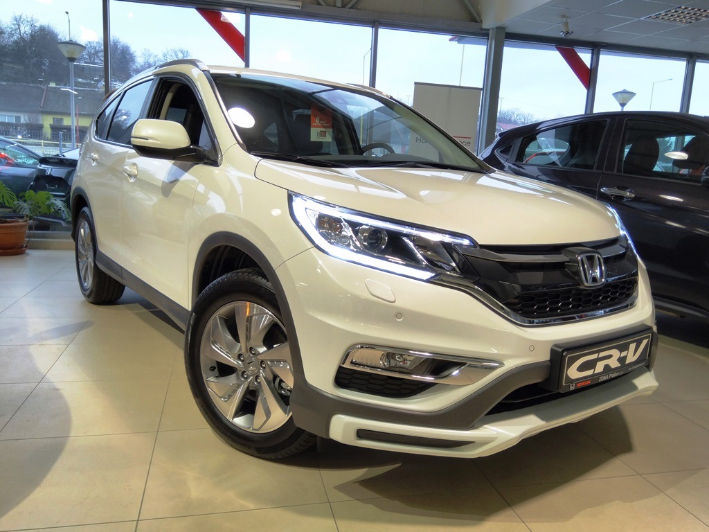 CR-V i-DTEC 1,6 4WD LIFESTYLE PLUS 6MT + ADAS + NAVI