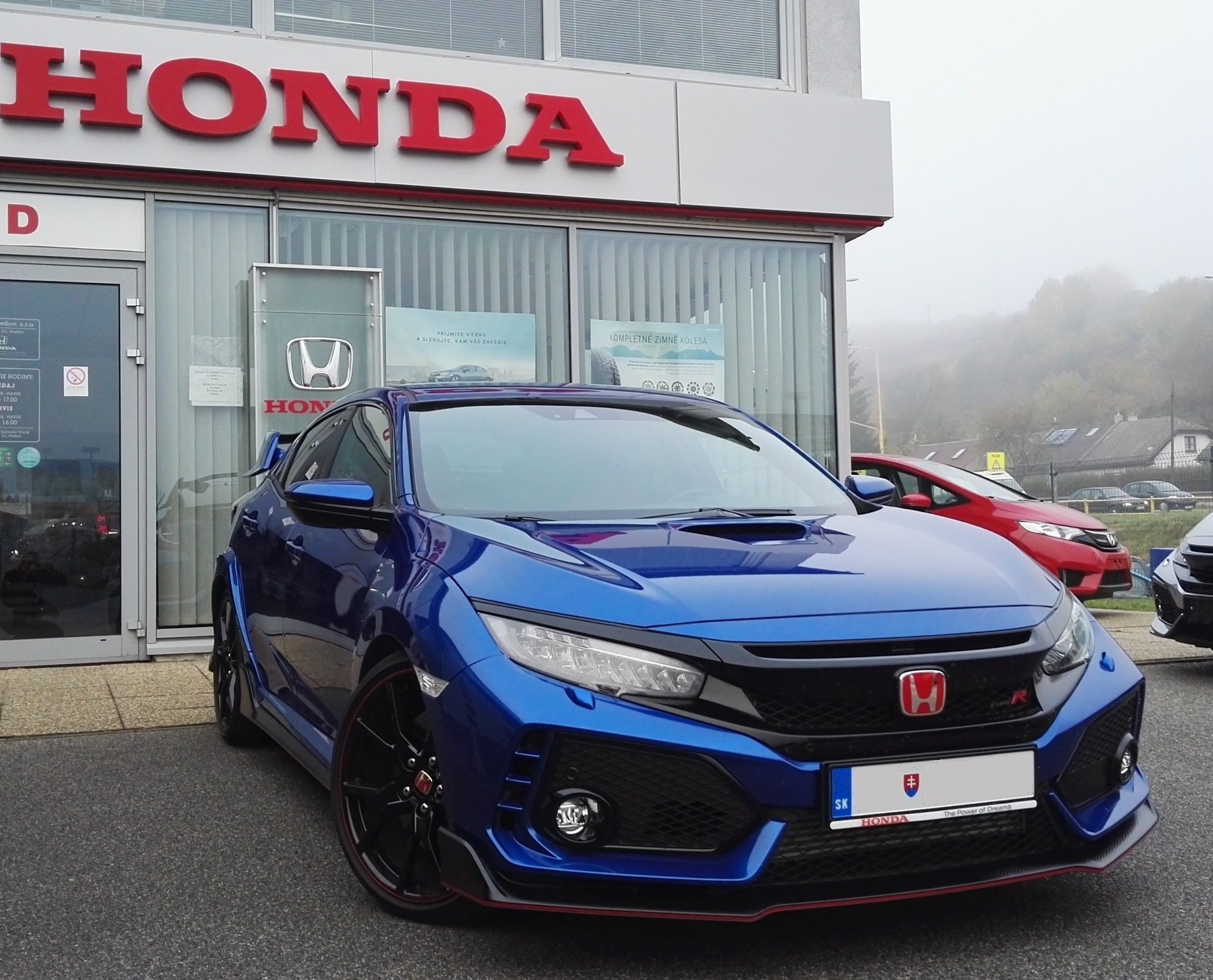 CIVIC TYPE-R GT 2,0 VTEC Turbo 2017 6MT