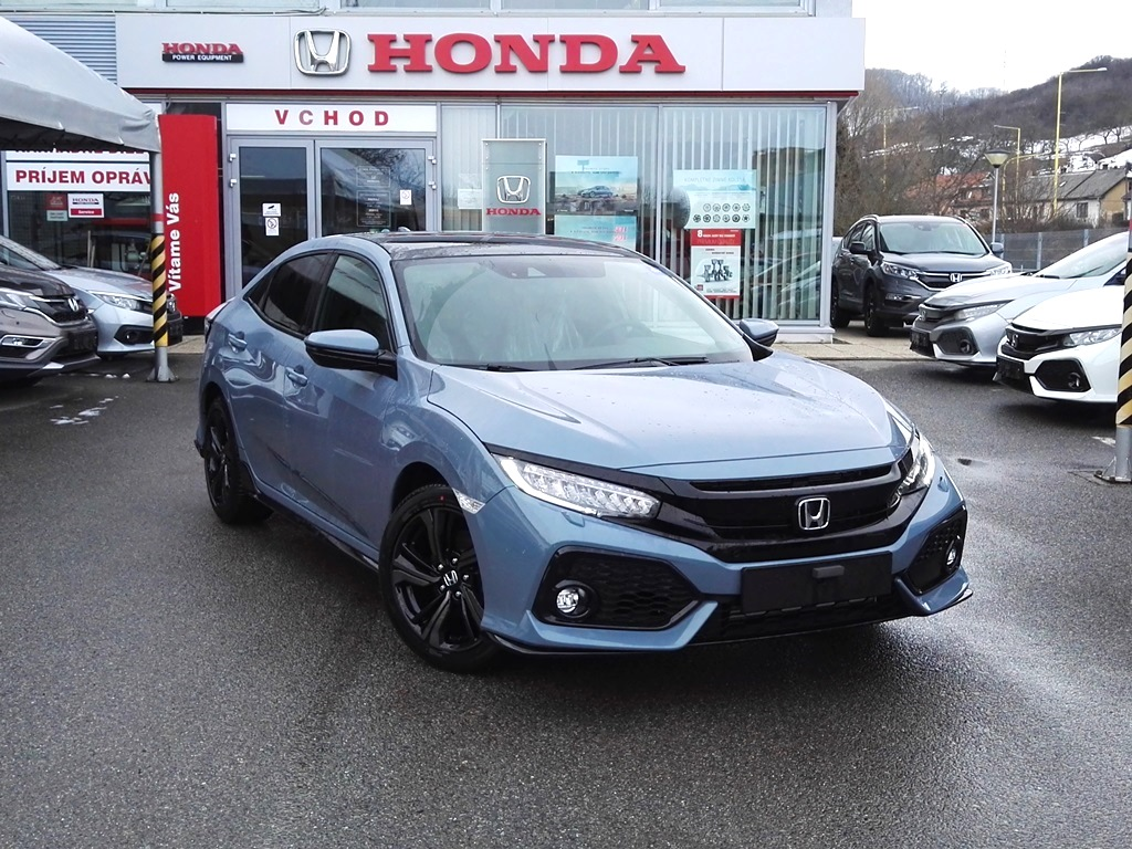 CIVIC 5D 1.5 VTEC Turbo SPORT PLUS 6MT