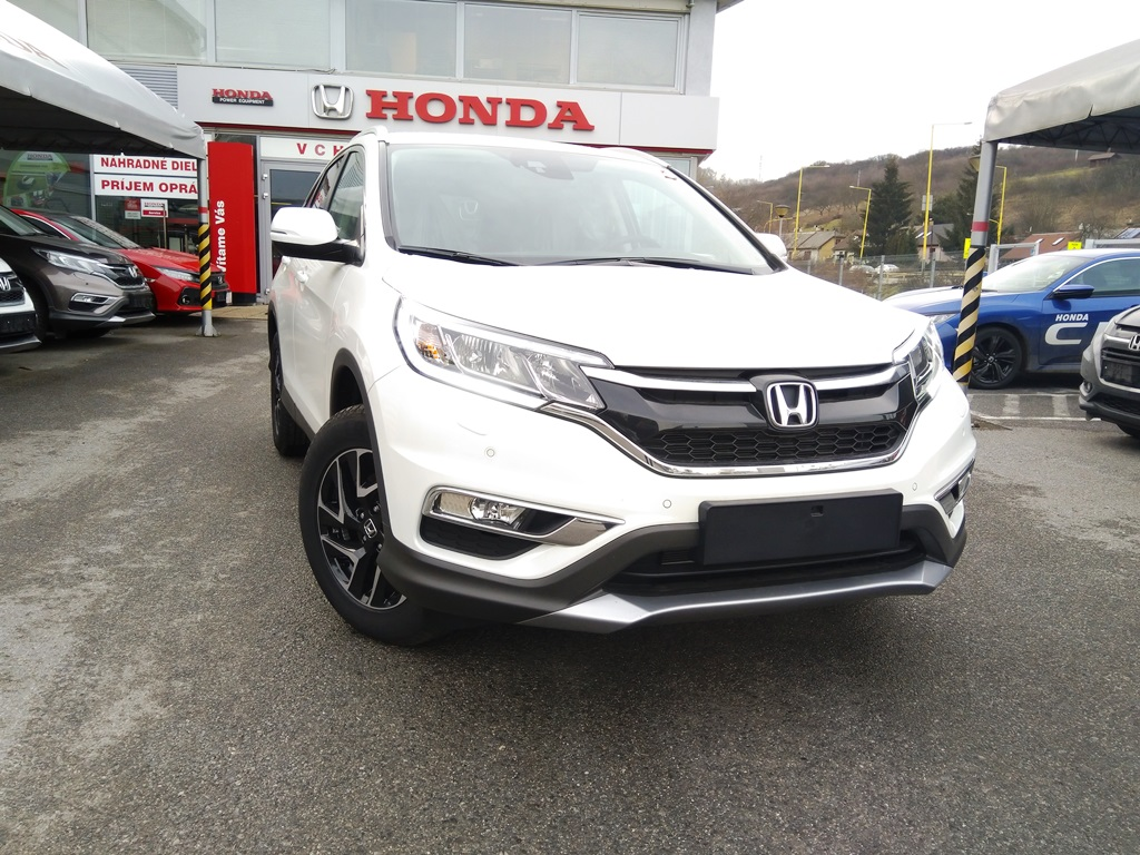 CR-V 1,6 i-DTEC 4WD ELEGANCE PLUS 6MT