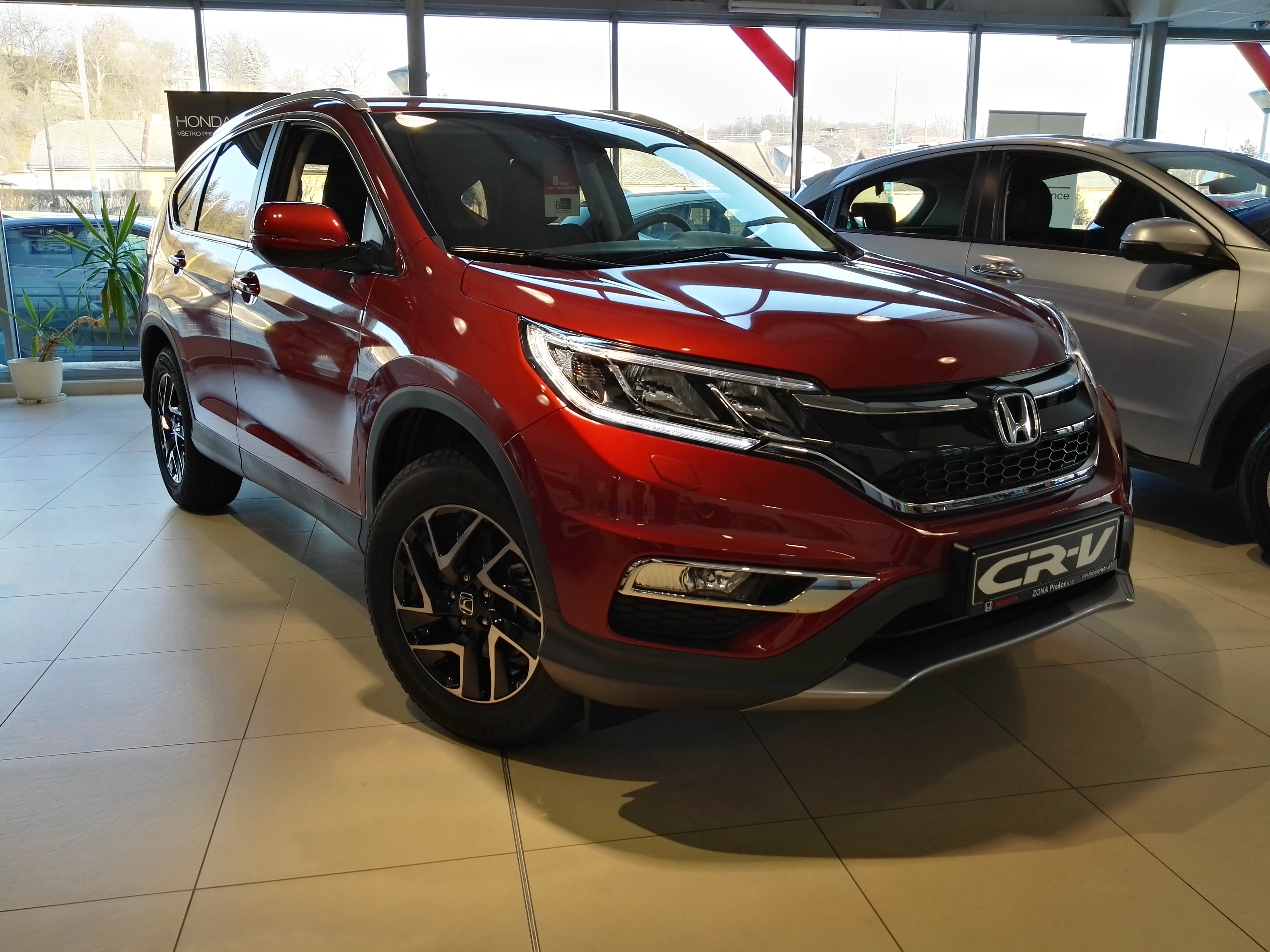 CR-V 1,6 i-DTEC 4WD ELEGANCE PLUS 9AT