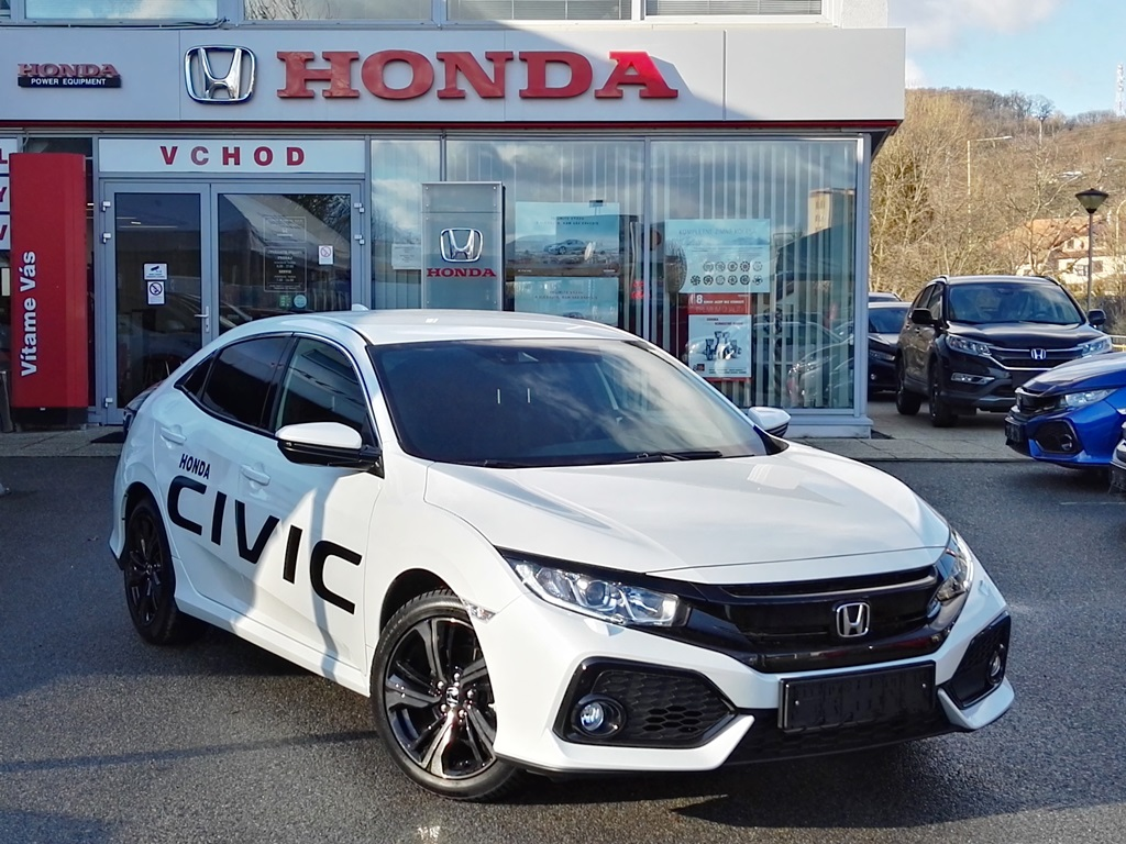 CIVIC 1,0 VTEC Turbo 6MT ELEGANCE + NAVI