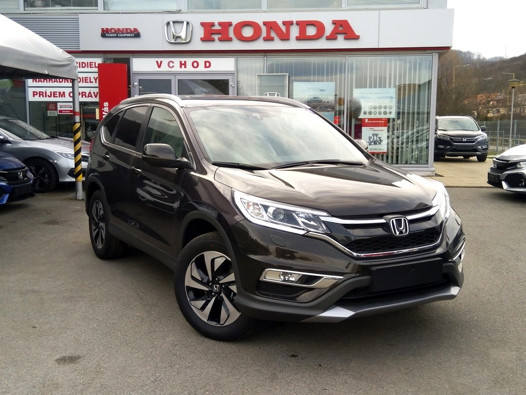 CR-V I-DTEC 1,6 4WD EXECUTIVE 6MT +NAVI