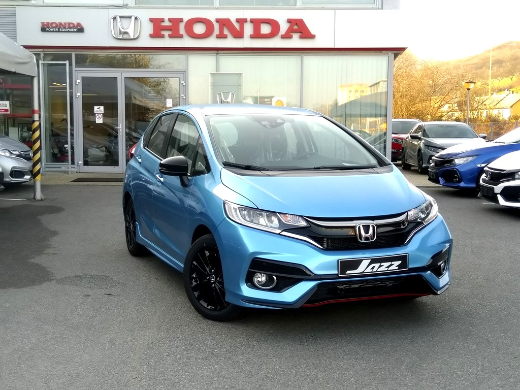 JAZZ 1.5 i-VTEC MT6 DYNAMIC 2019