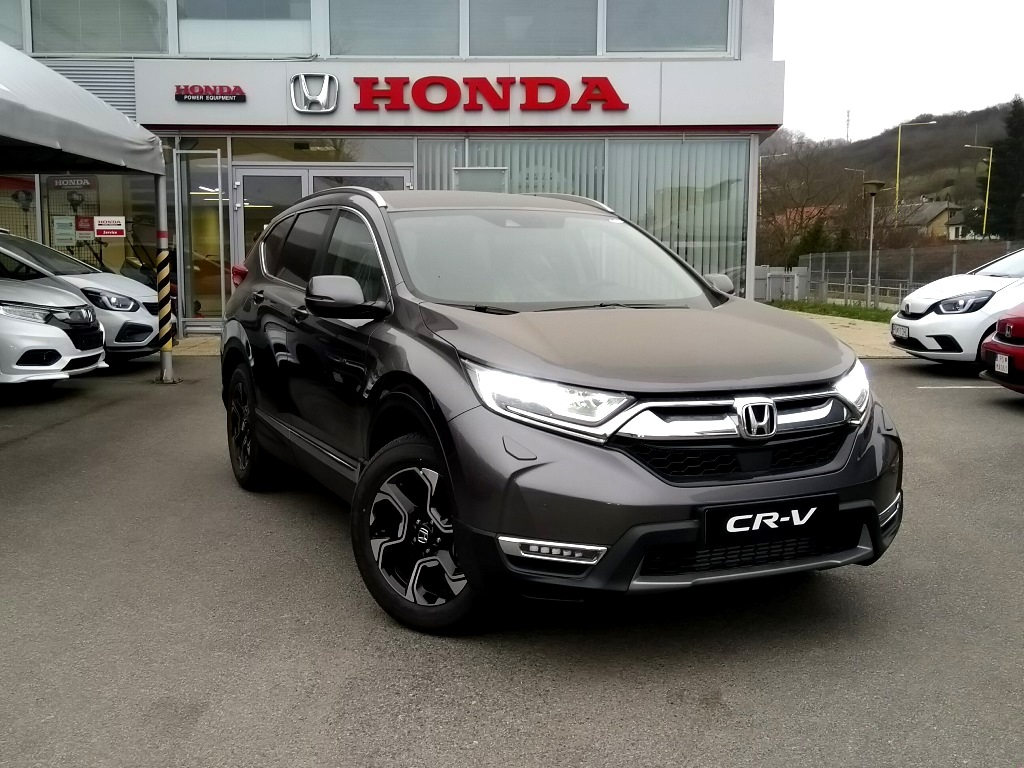 CR-V 1.5 VTEC Turbo 4WD LIFESTYLE e-CVT MR2020