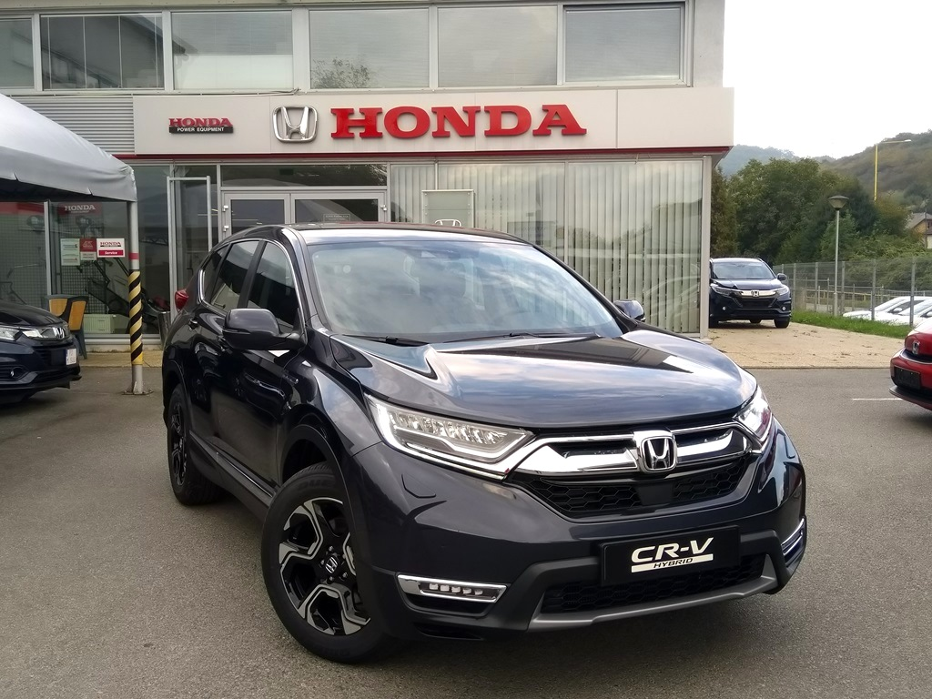 !!! AKCIA BLACK FRIDAY !!! CR-V 2.0 HYBRID 2WD ELEGANCE e-CVT